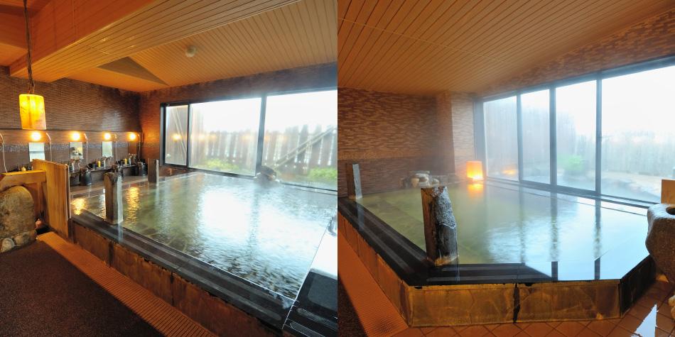 中通温泉大浴場