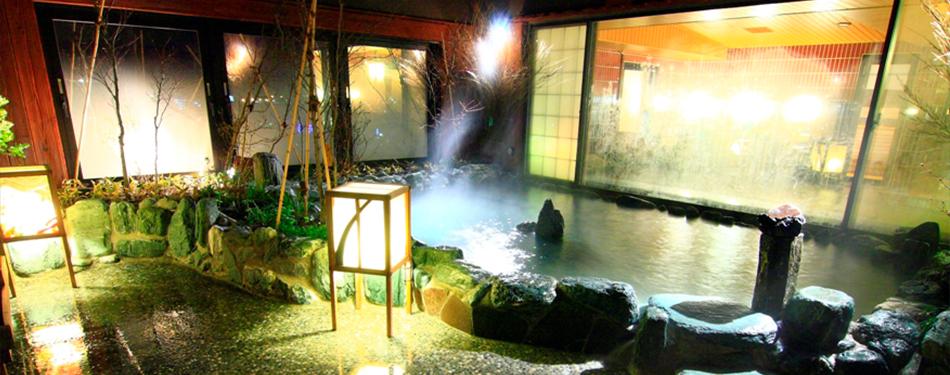天然温泉 岩木桜の湯