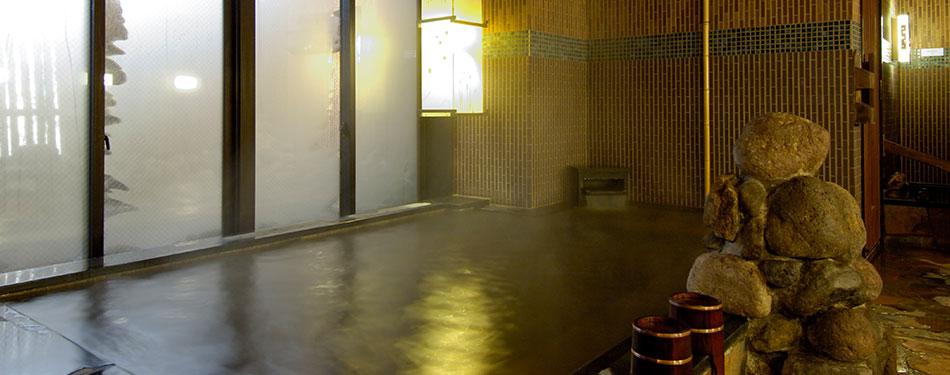 天然温泉「常呂川の湯」