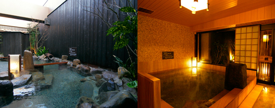 天然温泉 六花の湯