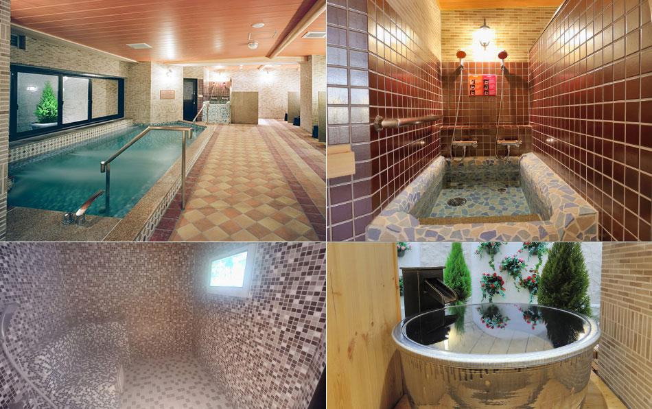 2F 女性専用大浴場