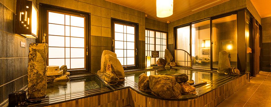 天然温泉 茶月の湯