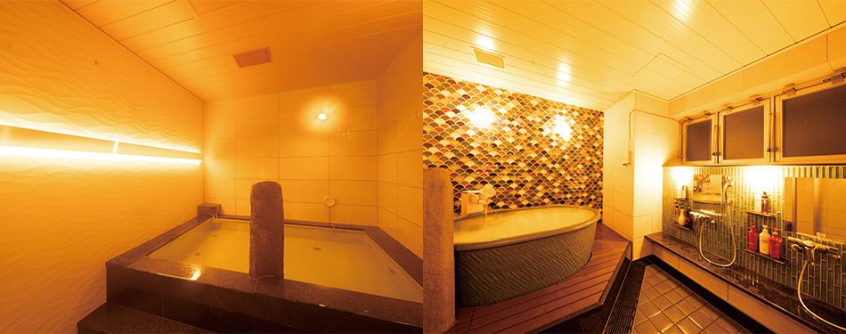 3F 男性専用浴場
